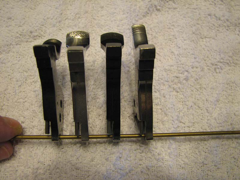 Four Types of Hammers